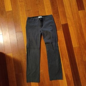 Gap grey business pants
